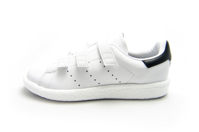 【限定】adidas Originals by White Mountaineering WM STAN SMITH CF アディダス スタンスミス ベルクロ  WHITE