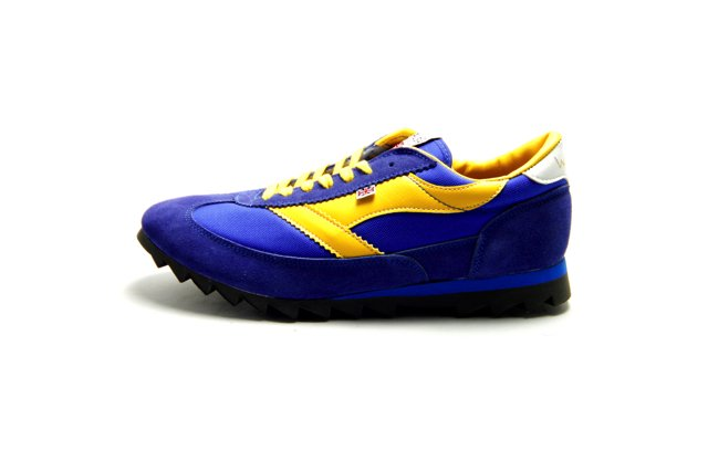 【SALE 40%OFF】【Made in ENGLAND】Walsh (ウォルシュ) Pennine Adder    blue/yellow/white