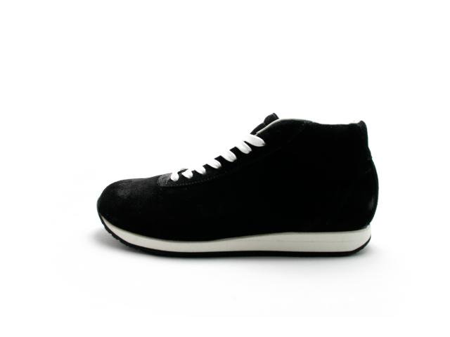 【Made in Japan】blueover(ブルーオーバー)  mikey mid v.suede  black