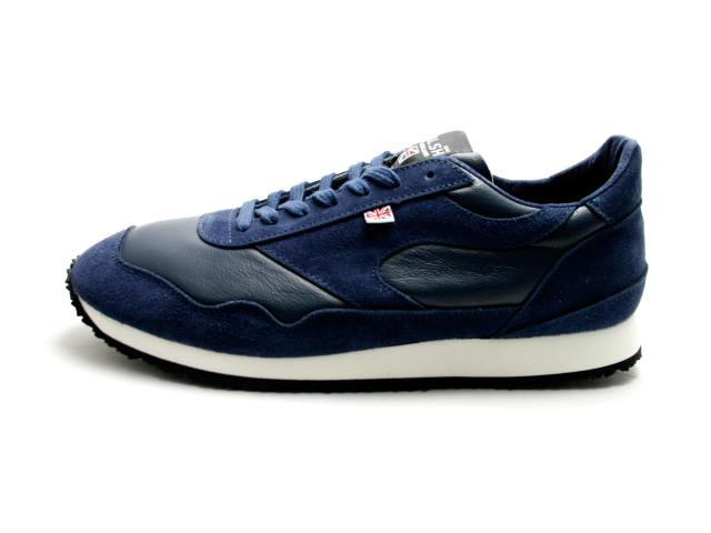 【SALE 20%OFF】【送料無料】【Made in ENGLAND】Walsh ENSIGN LHA NVY ウォルシュ エンサイン レザー