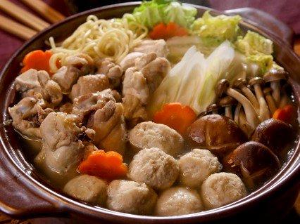 奥美濃古地鶏鍋セット【贈答用】(全国送料込)