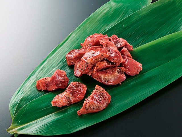 奥美濃古地鶏砂肝燻製 70g