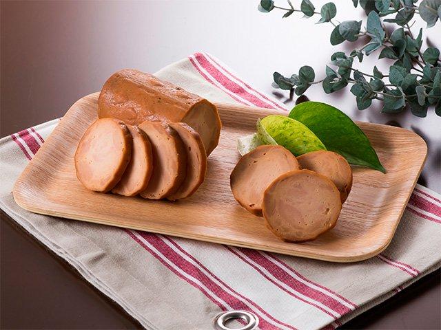 奥美濃古地鶏ハム(醤油味) 370g