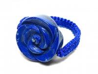 ★【ラピスラズリ】瑠璃石指輪★18号:LA-65416