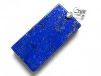 ★【ラピスラズリ】瑠璃石★天然石ペンダント:LA-73301