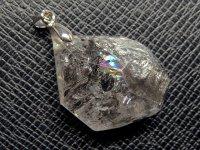 ヒマラヤ産★【エレスチャル水晶】天然石★ペンダント:C-22508