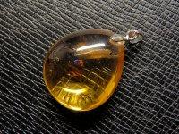 ★【シトリン】黄水晶★天然石ペンダント:CT-53043