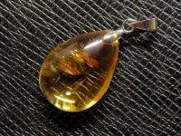 ★【シトリン】黄水晶★天然石ペンダント:CT-53019