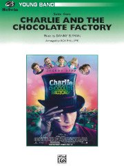 Suite from Charlie and the Chocolate Factory/映画「チャーリーとチョコレート工場」より組曲