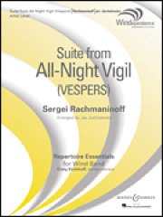 Suite from All-Night Vigil (Vespers)/徹夜祷