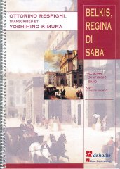 Belkis, Regina di Saba I/バレエ音楽「シバの女王ベルキス」より第1楽章、第2楽章