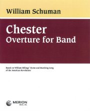 Chester Overture For Band/チェスター序曲