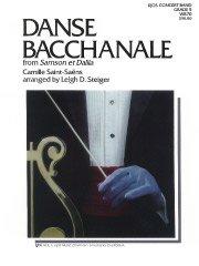 Danse Bacchanale (from Samson et Delila)/歌劇「サムソンとデリラ」より バッカナール