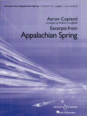 Excerpts from Appalachian Spring/「アパラチアの春」からの抜粋