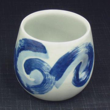 唐草ロックカップ