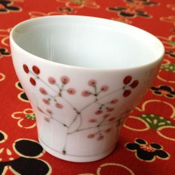 新茶碗 木の実