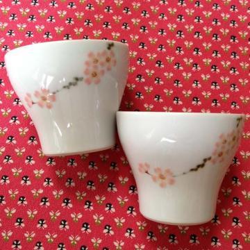 新茶碗 姫桜