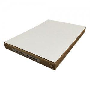 表光沢紙(裏マット紙インクジェット対応) A4サイズ(210x297)白色両面無地ハガキ 【100枚】