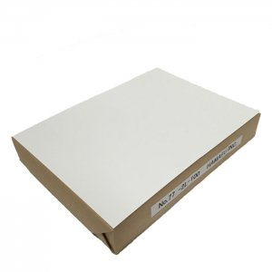 No.772L180-100  2L判 IJハイブリッド インクジェット加工紙 (127×178mm) 100枚 マンスリーカード等に 郵便ハガキぐらいの厚さ♪