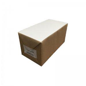 No.27  白色両面無地ハガキ厚手縦長(118x235)180kg 500枚 情報量の多いDMに最適!