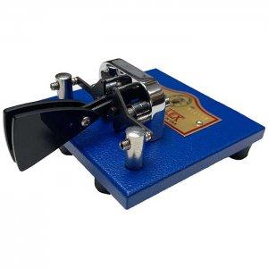 VIBROPLEX BLUE Square Racer Standard マニュピレーター 【送料無料】