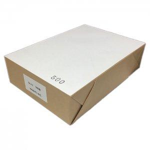 110kg A4ミシン目加工紙(4分割) 500枚 DMやサンクスカードに最適