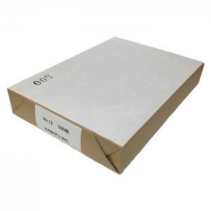 No.12  55kg B5ミシン目加工紙縦2分割 500枚
