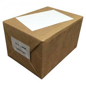 No.15  白色両面無地ハガキ厚手(100mmx148mm) 1000枚 ハムのQSLカードやDMに!しっかりとした厚みです!