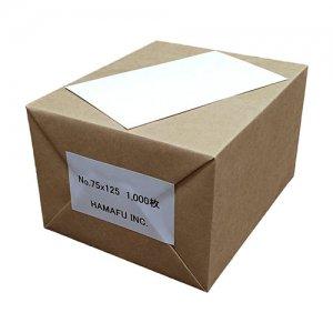 No.75x125  情報カード 3inc x 5inc (75mmx125mm) 135kg 1000枚