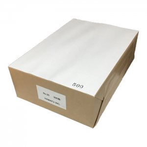 135kg A4ミシン目加工紙(4分割) 500枚 DMやサンクスカードに最適
