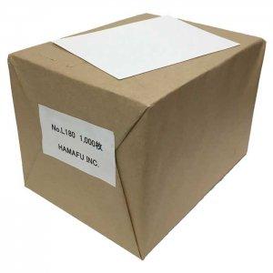 No.L180  L判 国産上質紙 (89×127) 1,000枚 マンスリーカードに 郵便ハガキぐらいの厚さ♪
