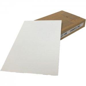 白色両面無地ハガキ・アメリカンサイズ厚手(90x140) ★100枚 DX'erに!しっかりとした厚み♪