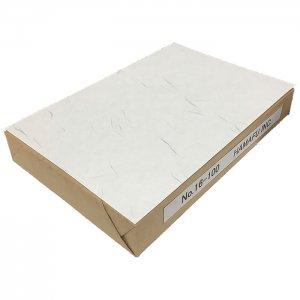 和紙調両面無地ハガキ(しこくてんれい) 【100枚】 100x148 135kg