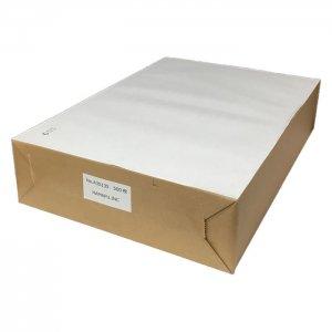 No.A3S135  A3を二つ折りしてA4で郵送 白色両面無地ハガキ 500枚 とにかく目立つ!特に情報量の多いDMにオススメです。