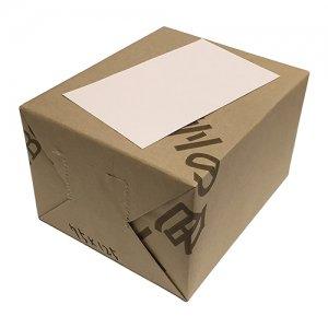 No.75x125C  情報カード(さくら色) 色上質最厚口 3inc x 5inc (75mmx125mm) 135kg 1,000枚