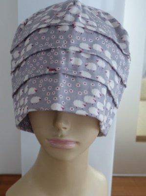 医療用帽子(ひつじ)