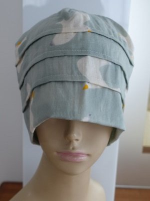 医療用帽子(かもめ)