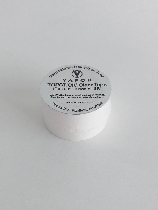 ウィッグ専用両面テープ(白)