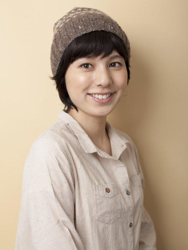 医療用 ミックス帽子用つけ毛ショート(キャップ縫付)