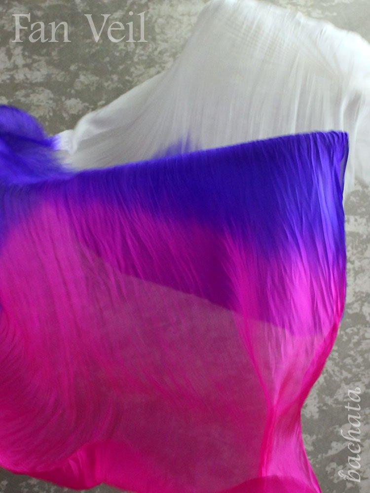 3色グラデーション・ファンベール・FV2203