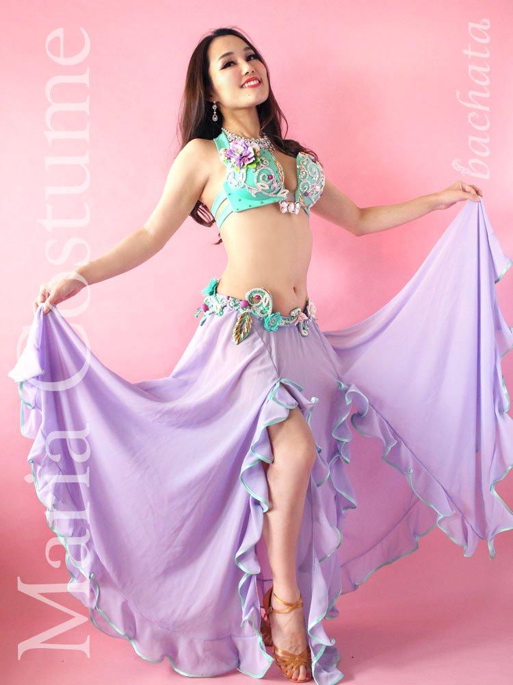 ベリーダンス衣装 Maria ブラベルト+スカート