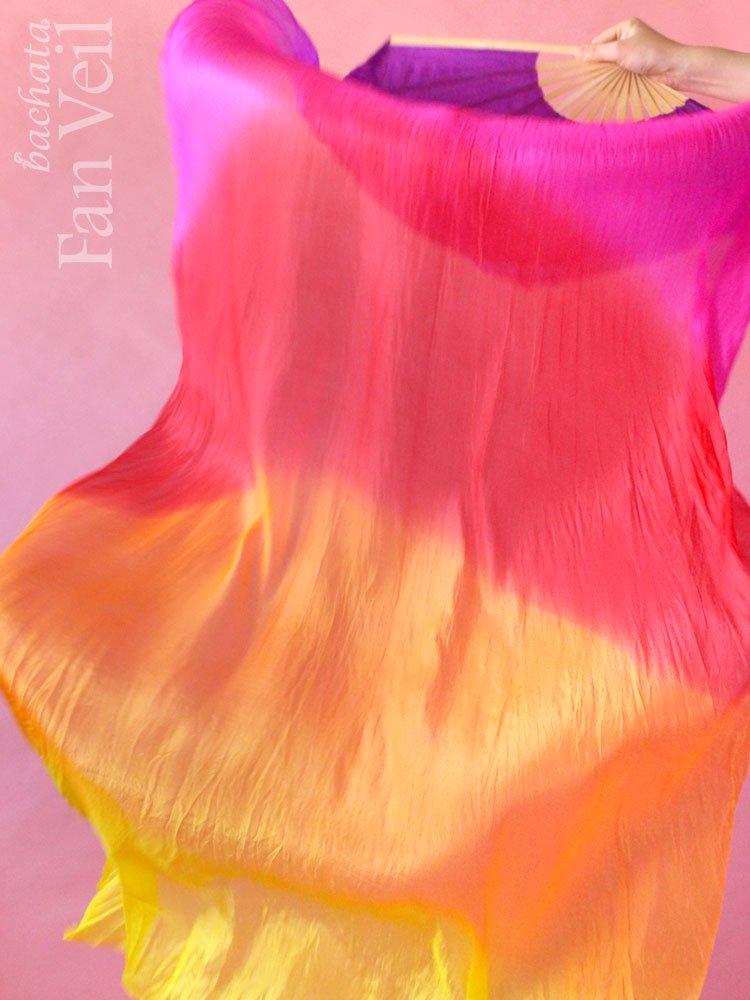 ファンベール・5色グラデーション