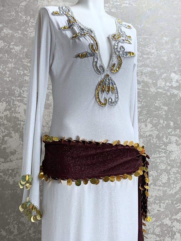 エジプト製・スカーフ2枚セット・0013(送料無料)