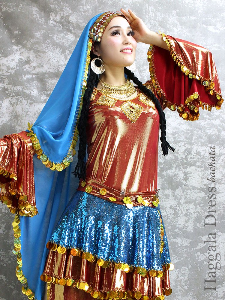 Hanan ハッガーラドレス Haggala Dress・FD0302・1点のみ