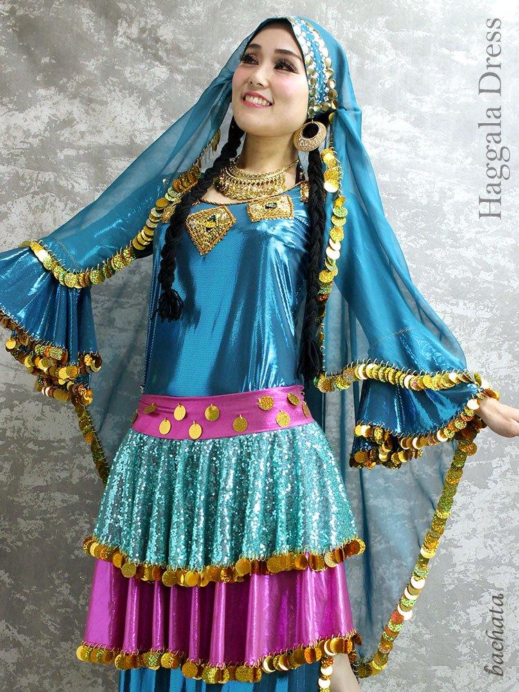 Hanan ハッガーラドレス Haggala Dress・FD0303・1点のみ