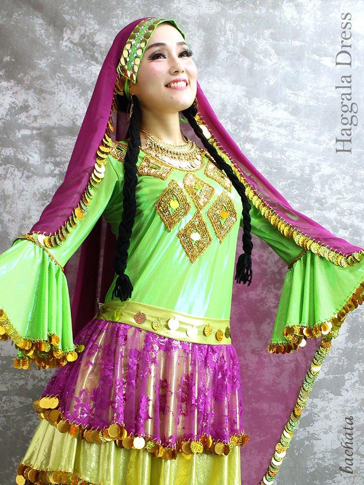 Hanan ハッガーラドレス Haggala Dress・FD0304・1点のみ
