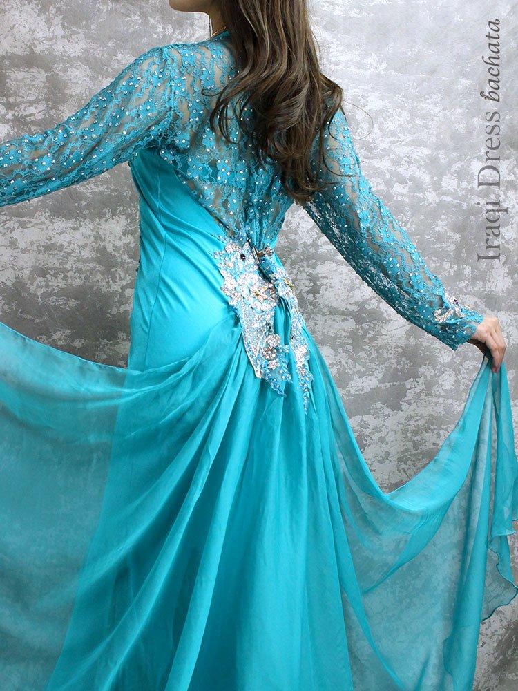 Hanan イラーキドレス Iraqi Dress・FD0201・1点のみ