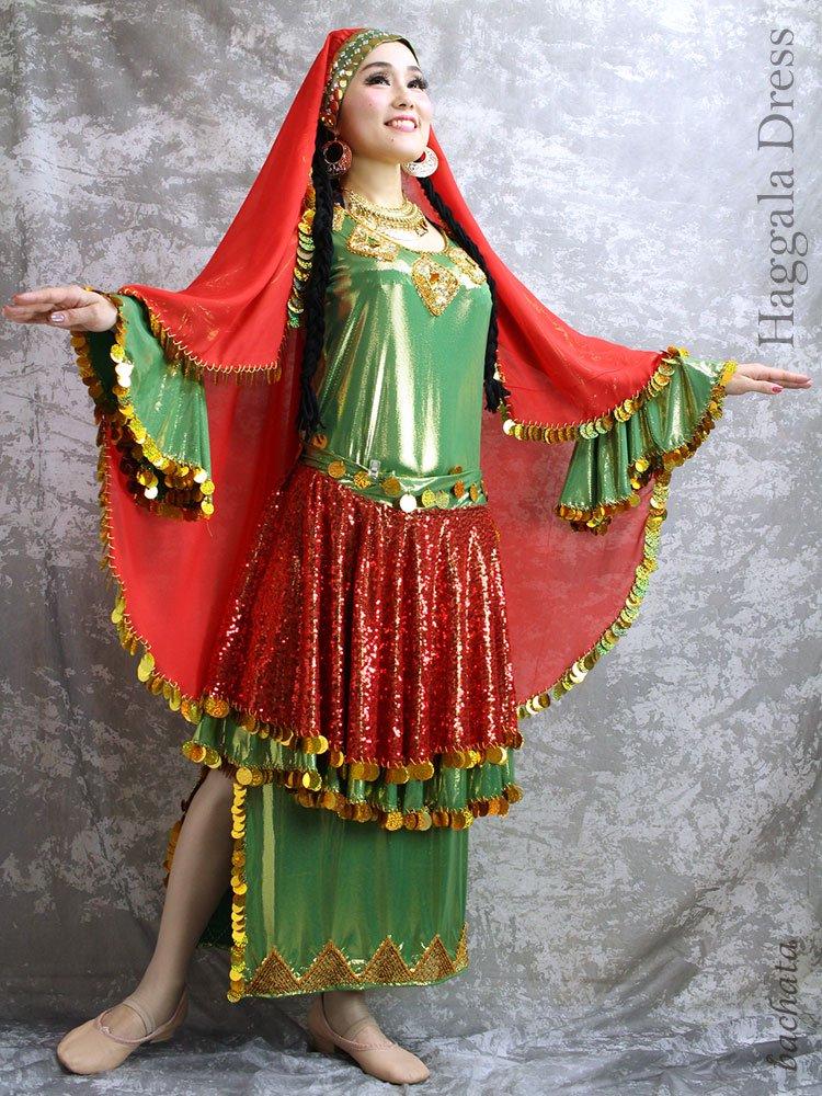 【グループオーダー品】Hanan ハッガーラドレス Haggala Dress  ◆色指定可◆(送料無料)