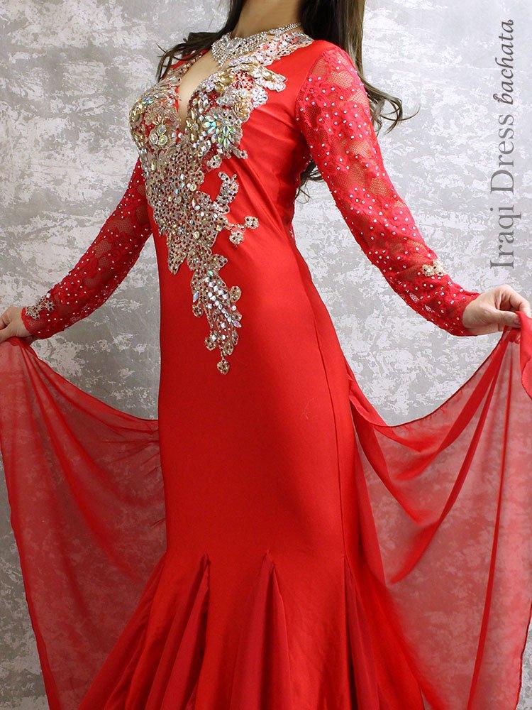 【グループオーダー品】Hanan イラーキードレス Iraqi Dress ◆色指定可◆(送料無料)