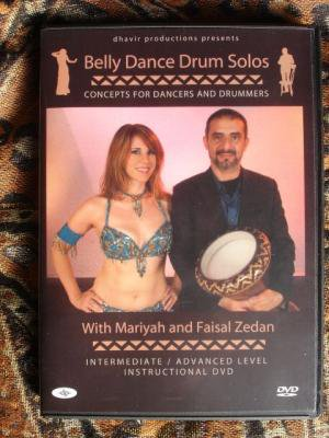 Belly Dance Drum Solos: Concepts for Dancers And Drummers(送料無料)